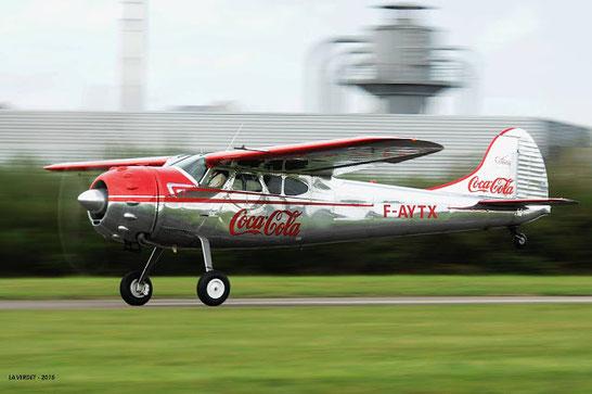 Cessna C195A - F-AYTX