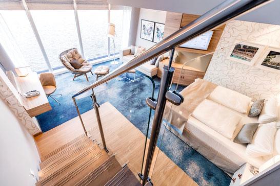 Mein Schiff 2 Himmel & Meer Suite