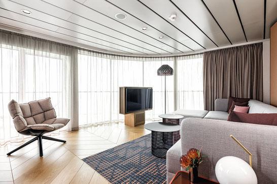 Mein Schiff 2 Panorama Suite