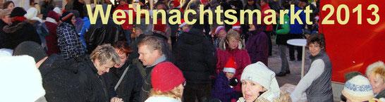 Bild: Seeligstadt Weihnachtsmarkt 2013