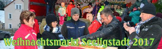 Bild: Seeligstadt Weihnachtsmarkt 2017