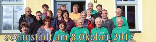 Bild: Seeligstadt Heimatverein Besuch