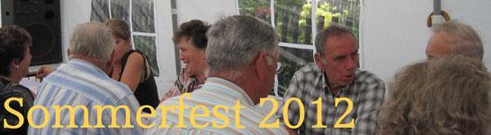 Bild: Seeligstadt Heimatverein Sommerfest 2012