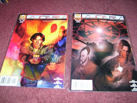 Des aventures en comics éditées par Acclaim