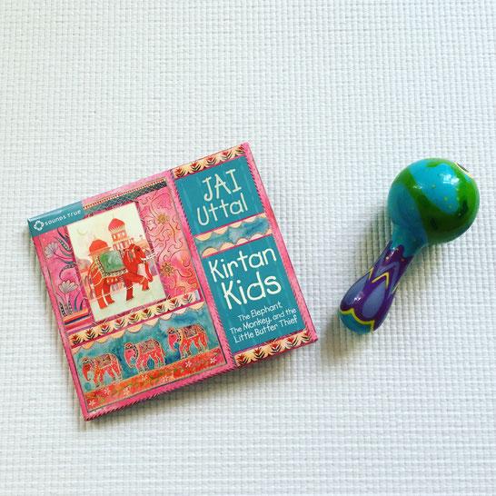 Yoga Mama Blog MOMazing empfiehlt Kirtan Kids von Jai Uttal - Da kommt Stimmung auf!