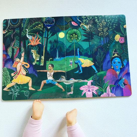 Mama Yoga Blog MOMazing empfiehlt ihr Lieblingsbuch: Little Gurus - für die kleinen Buddha Babys