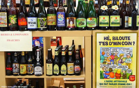 Etal au marché de Wazemmes, Lille