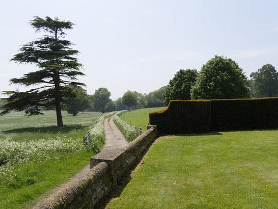 Sehenswürdigkeiten England Gartenreise Goodnestone Park Kent