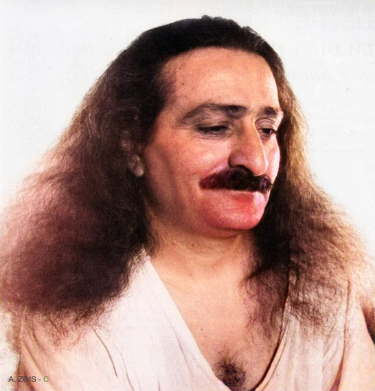10.  May 15, 1936 - Meher Baba at Meherabad, India