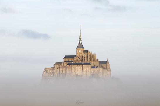 Manche, Baie Mont St Michel, Bretagne, Normandie, France, unesco
