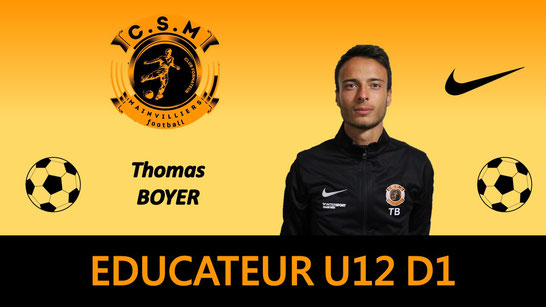 Thomas CS Mainvilliers Football