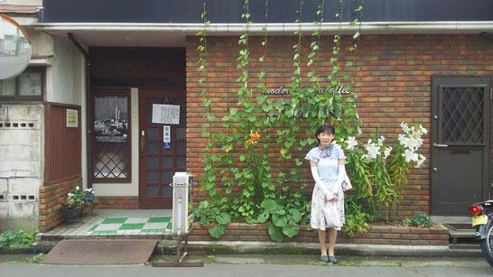 新潟ジャズストリートは、ジャズ喫茶スワンからスタートします。