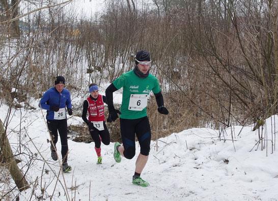 Die harte Piste machte das zweite Rennen zur Tempojagd. (© http://union.neuhofen.at)