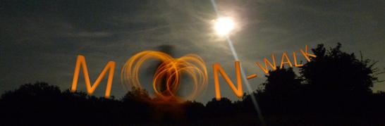 Moon-Walk: Rituale und Psychologie - der ganz besondere Workshop von Walking and Talking
