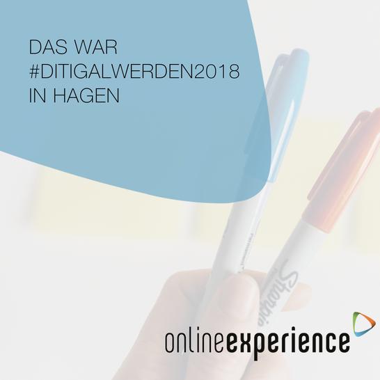 Das war #DigitalWerden2018 in Hagen