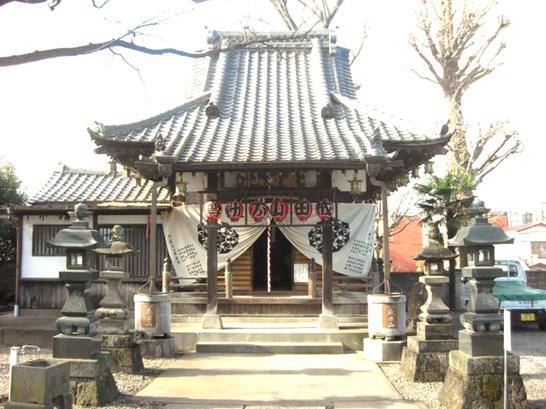 大正院(薬王山瑠璃光坊)薬師堂