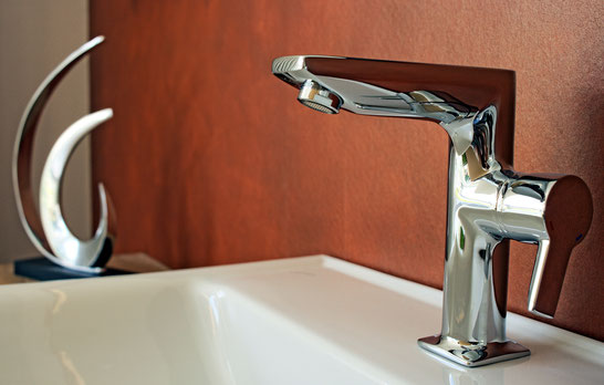 Immobilienfoto: Waschbeckenarmatur