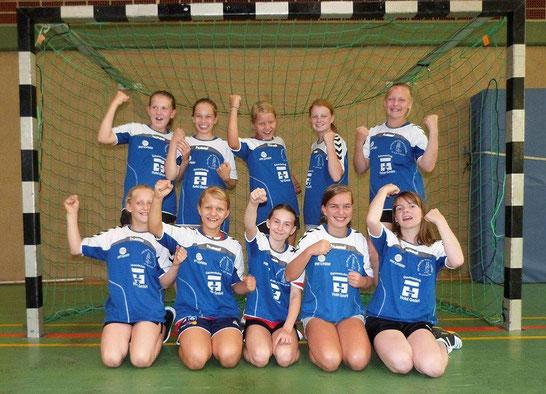 Weibliche D-Jugend - Saison 2016/17 - Jahrgang 2004/05