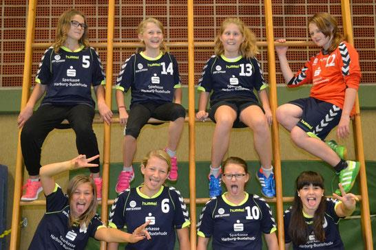 Weibliche D-Jugend - Saison 2014/15 - Jahrgang 2002/03