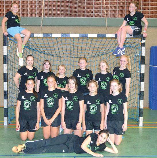 Weibliche D-Jugend - Saison 2015/16 - Jahrgang 2003/04