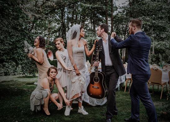 Jazz Band Lou's THE COOL CATS spielen auch auf Mallorca Hochzeiten
