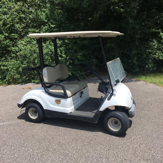 Used & Refurbished Golf Cars - Dart's Carts