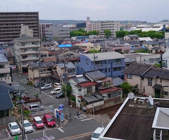 熊本市内の様子 / スリープキューブ和多屋