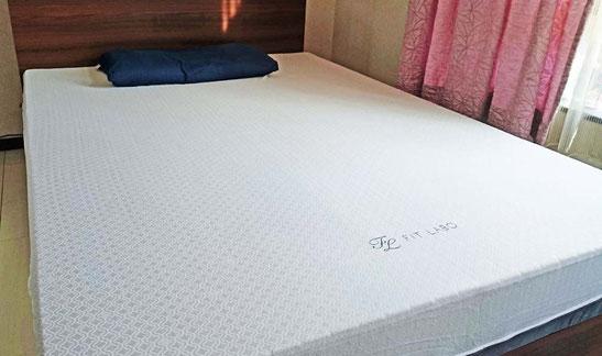 オーダーメイドマットレス(ダブルサイズ)+オーダーメイド枕 / スリープキューブ和多屋