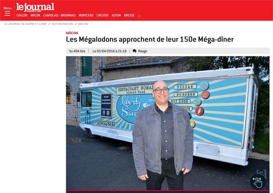 Liberty saveurs - food truck mâcon - food truck Saône-et-loire - pizza juliénas - food truck crêches-sur-saône - food truck bourg-en-bresse