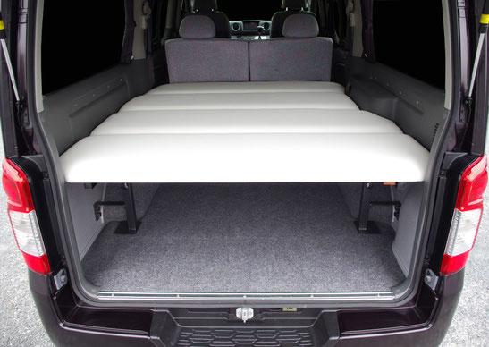 NV350 ベッドキット