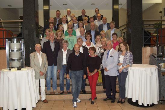 Veranstaltung mit Rosi Mittermaier und Christian Neureuther 2013