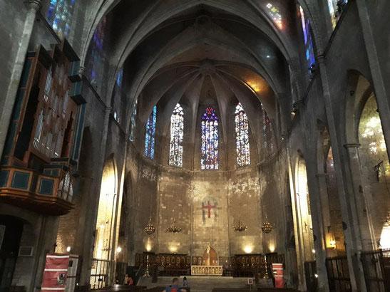 Святой Жозеп Ориоль. Церковь Санта Мария дель Пи в Барселоне