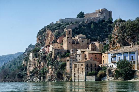 Миравет - самые красивые деревни и городки Каталонии