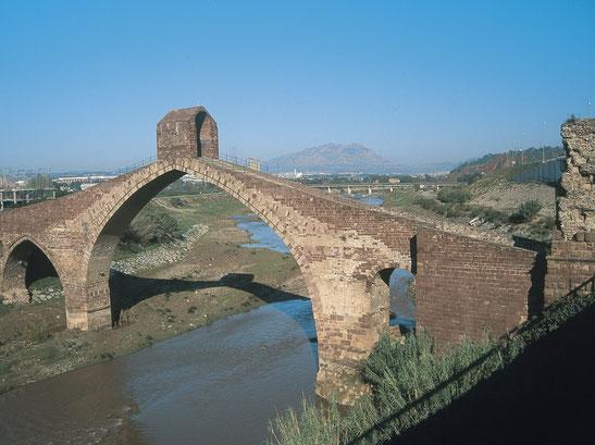 Мост Дьявола (Марторель, Каталония)