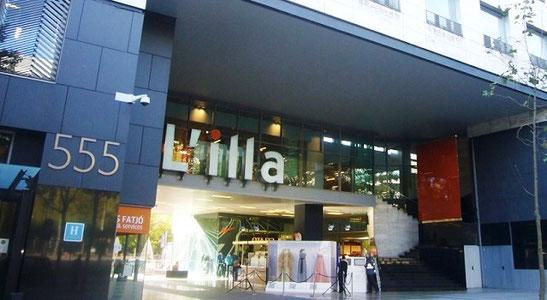 L'illa Diagonal - торговые центры Барселоны