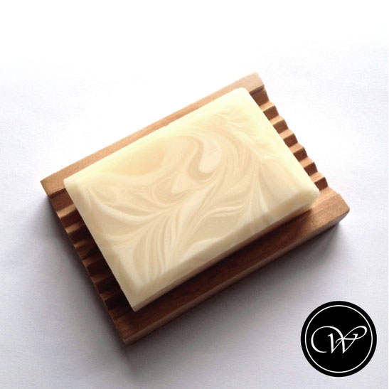 Cold process soap by Fraeulein Winter