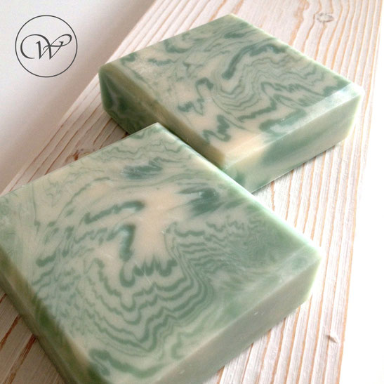 In the Pot Swirl Soap by Fraeulein Winter