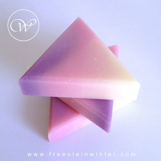 Lavender soap by Fräulein Winter