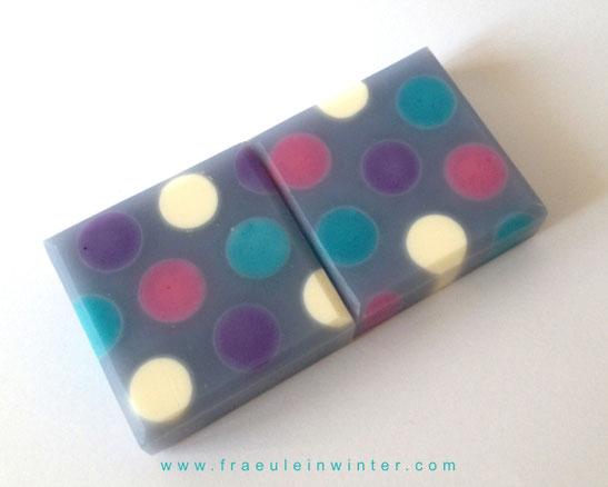 Dots - Handmade soap by Fräulein Winter