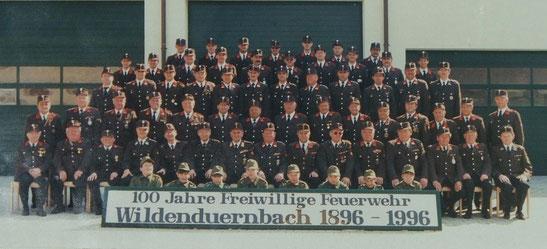 100 Jahre FF-Wildendürnbach