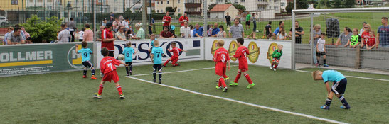 Minispielfeld, Raiffeisen Kids Arena, SoccerArena