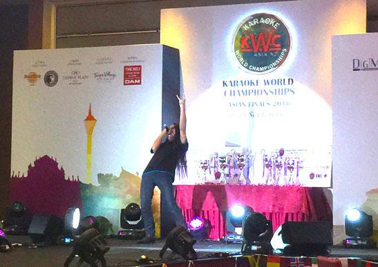 karaokeWorldChampionships Kwc Asia Singapore