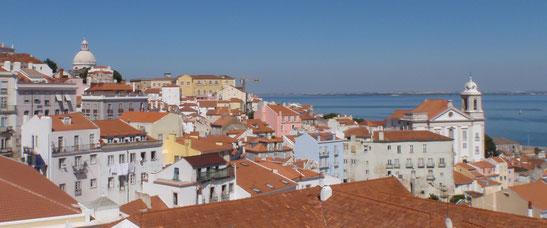 Bild: Lissabon Portugal
