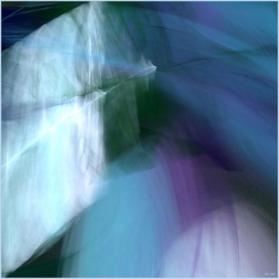 am Wasserfall (digital art)