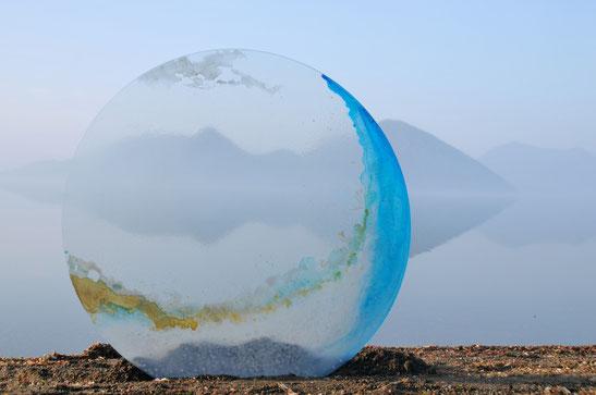 地球 - ほほ笑み -     photo / KyokoAdachi