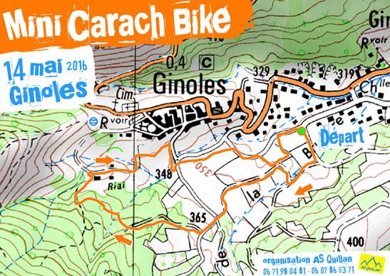Plan Mini Carach Bike
