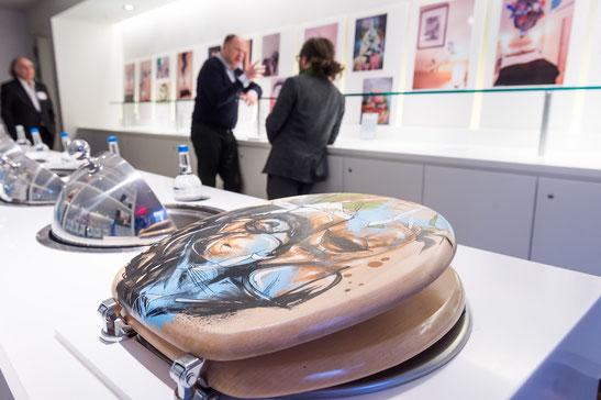 Gastro Vision ist Kunst - Millerntor Gallery