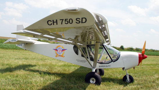 Zenith Aircraft Company STOL CH750 Super Duty
