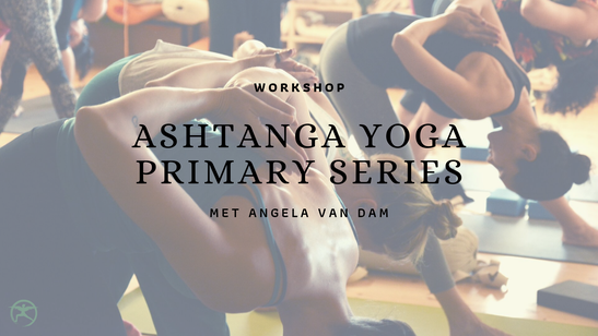 ashtanga yoga primary series workshop