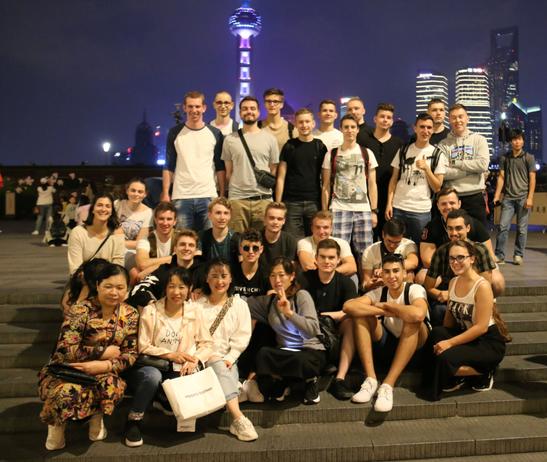 Berufspraktikum Shanghai